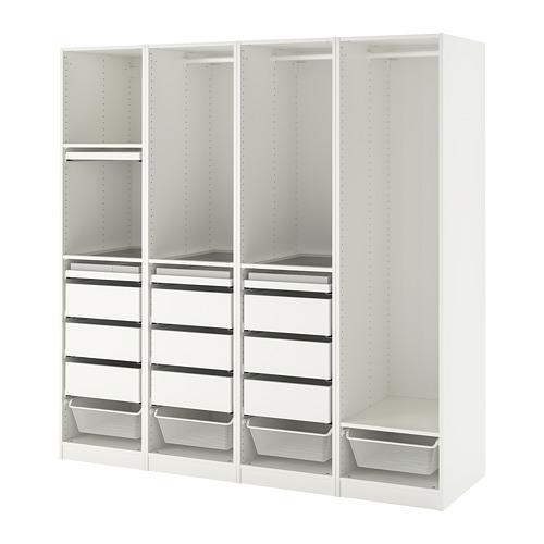PAX - wardrobe combination, white   IKEA Hong Kong and Macau - PE776771_S4