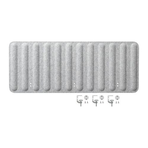 EILIF - screen for desk, grey | IKEA Hong Kong and Macau - PE790488_S4
