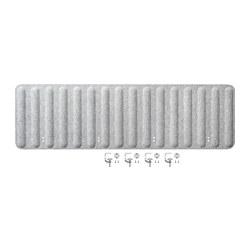 EILIF - 書檯屏風, 160x48cm, 灰色 | IKEA 香港及澳門 - PE790492_S3