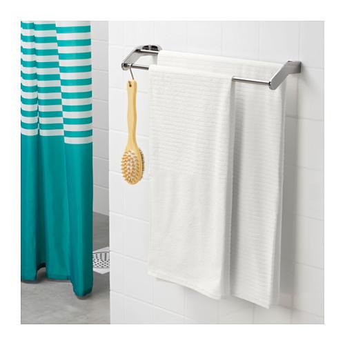 VÅGSJÖN - 浴巾, 白色 | IKEA 香港及澳門 - PE646557_S4