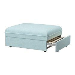VALLENTUNA - sofa-bed module, Hillared light blue | IKEA Hong Kong and Macau - PE737405_S3