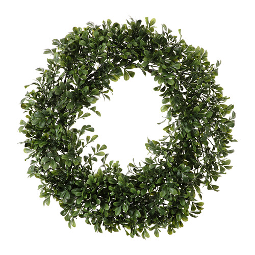 SMYCKA artificial wreath