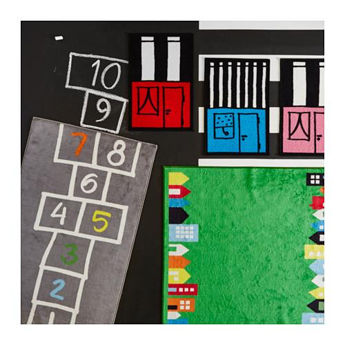 HEMMAHOS - play mat, grey   IKEA Hong Kong and Macau - PH138611_S4