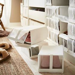 SKUBB - 鞋盒, 白色 | IKEA 香港及澳門 - PE737476_S3
