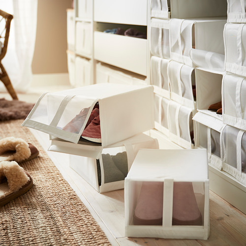 SKUBB - 鞋盒, 白色 | IKEA 香港及澳門 - PE737476_S4