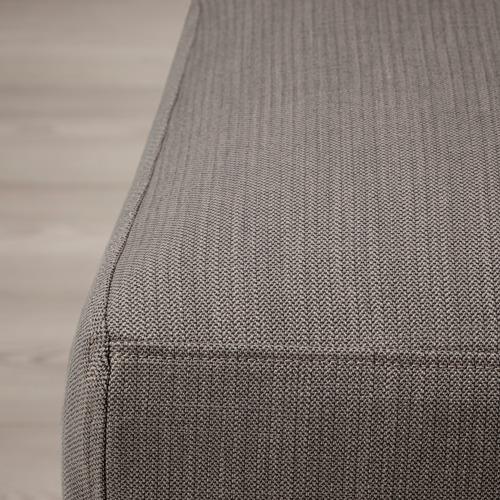 BERGMUND chair cover, medium long