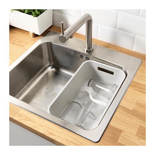 GRUNDVATTNET - 洗滌盆, 灰色   IKEA 香港及澳門 - PE584601_S4