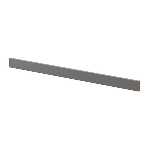 FÖRBÄTTRA - rounded deco strip/moulding, dark grey | IKEA Hong Kong and Macau - PE737505_S4