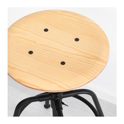 KULLABERG - 凳, 松木/黑色 | IKEA 香港及澳門 - PE646724_S4