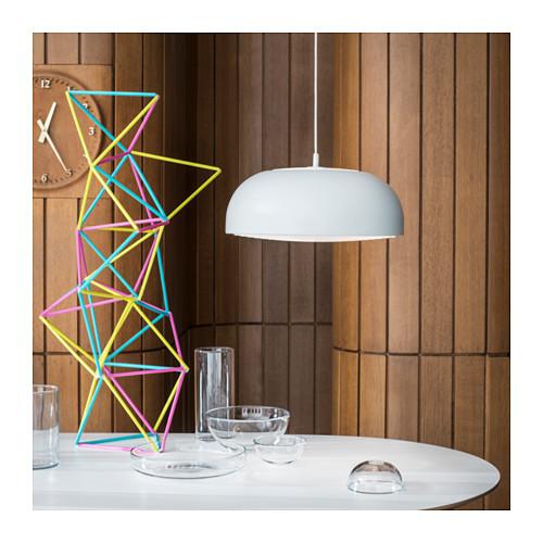 NYMÅNE - pendant lamp, white   IKEA Hong Kong and Macau - PH141419_S4