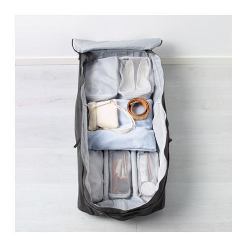 FÖRENKLA 活動式旅行袋