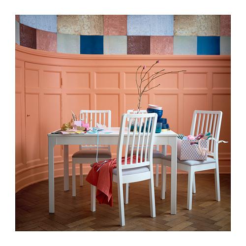 EKEDALEN - 椅子, 白色/Orrsta 淺灰色 | IKEA 香港及澳門 - PH144970_S4
