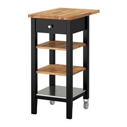 STENSTORP - 廚房活動几, 棕黑色/橡木 | IKEA 香港及澳門 - PE646794_S3