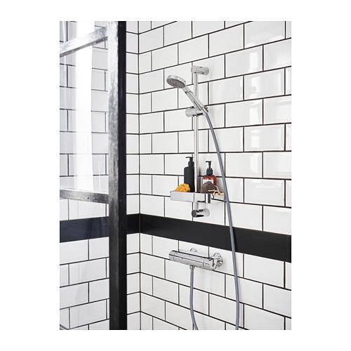 BROGRUND - 浴室架, 鍍鉻 | IKEA 香港及澳門 - PH149085_S4