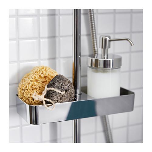 BROGRUND - 浴室架, 鍍鉻 | IKEA 香港及澳門 - PH148784_S4