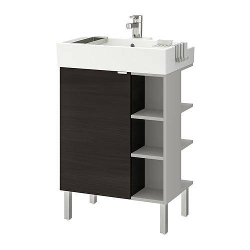 LILLÅNGEN washbasin cab 1 door/2 end units