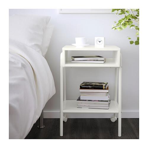 SETSKOG - 床頭几, 白色   IKEA 香港及澳門 - PE646884_S4