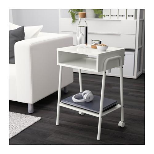 SETSKOG - 床頭几, 白色   IKEA 香港及澳門 - PE646881_S4