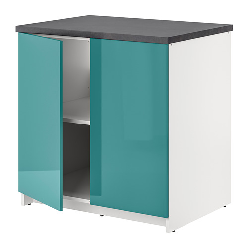 KNOXHULT base cabinet with doors
