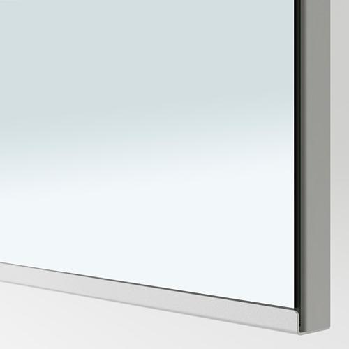 PAX/FARDAL/VIKEDAL - wardrobe combination, high-gloss white/mirror glass | IKEA Hong Kong and Macau - PE790907_S4