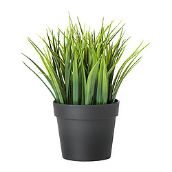 FEJKA - artificial potted plant, in/outdoor grass | IKEA Hong Kong and Macau - PE285358_S3