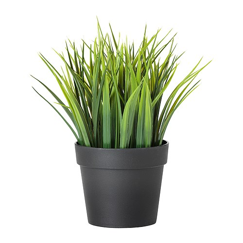 FEJKA - artificial potted plant, in/outdoor grass | IKEA Hong Kong and Macau - PE285358_S4