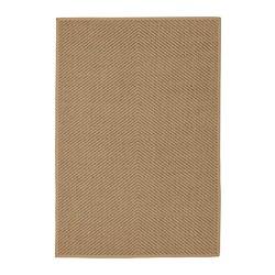 HELLESTED - rug, flatwoven, natural/brown | IKEA Hong Kong and Macau - PE694976_S3