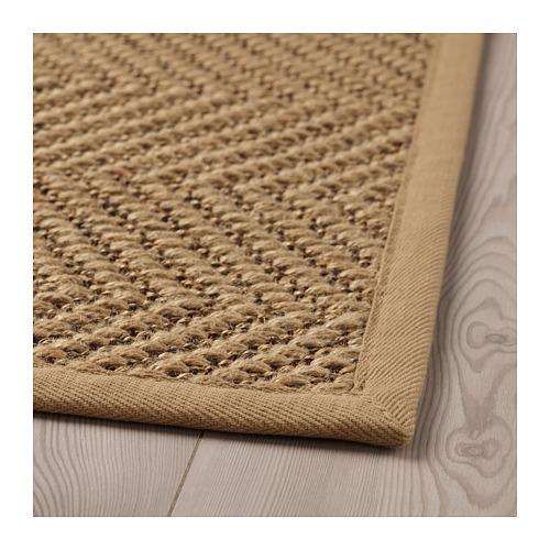 HELLESTED - rug, flatwoven, natural/brown | IKEA Hong Kong and Macau - PE694979_S4