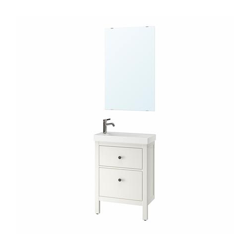 HEMNES/HAGAVIKEN 浴室貯物組合 4件裝
