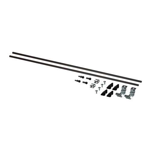 ENHET - 廚房工作檯組裝配件, 炭黑色 | IKEA 香港及澳門 - PE776955_S4