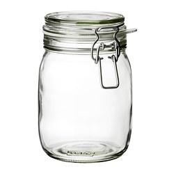 KORKEN - 連蓋瓶, 透明玻璃 | IKEA 香港及澳門 - PE285442_S3