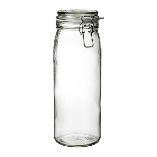 KORKEN - jar with lid, clear glass   IKEA Hong Kong and Macau - PE285444_S4