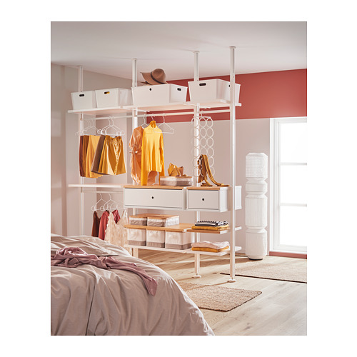 ELVARLI - 抽屜, 白色 | IKEA 香港及澳門 - PH157515_S4