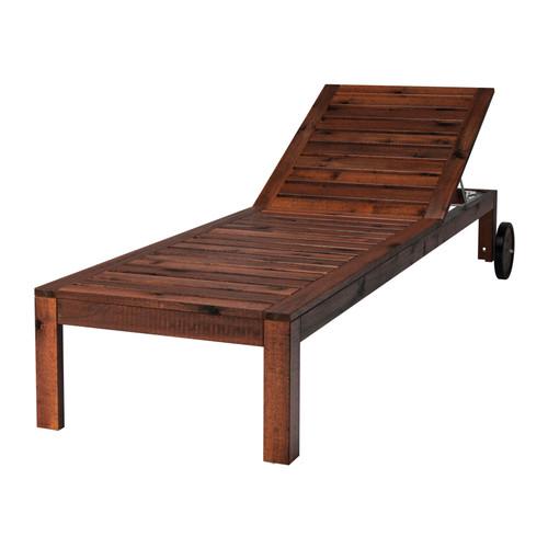 ÄPPLARÖ 戶外躺椅