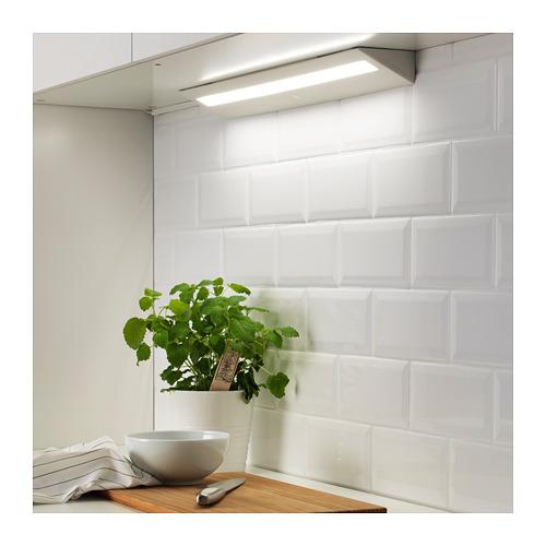 SLAGSIDA - LED櫃台板燈, 白色 | IKEA 香港及澳門 - PE695038_S4
