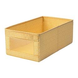 UPPRYMD - box, yellow | IKEA Hong Kong and Macau - PE776970_S3