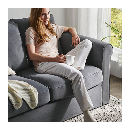 GRÖNLID - corner sofa, 4-seat, with open end/Ljungen medium grey | IKEA Hong Kong and Macau - PH166157_S4
