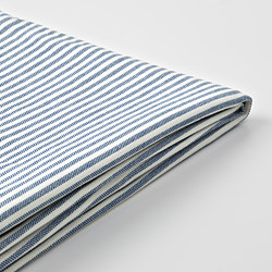 BERGMUND - 高腳凳連靠背椅套, Rommele 深藍色/白色 | IKEA 香港及澳門 - PE791046_S3