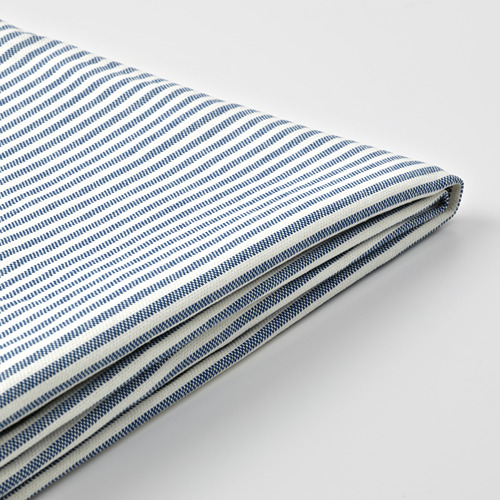 BERGMUND - chair cover, Rommele dark blue/white | IKEA Hong Kong and Macau - PE791046_S4