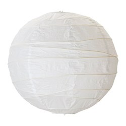 REGOLIT - 吊燈燈罩, 白色 | IKEA 香港及澳門 - PE522998_S3