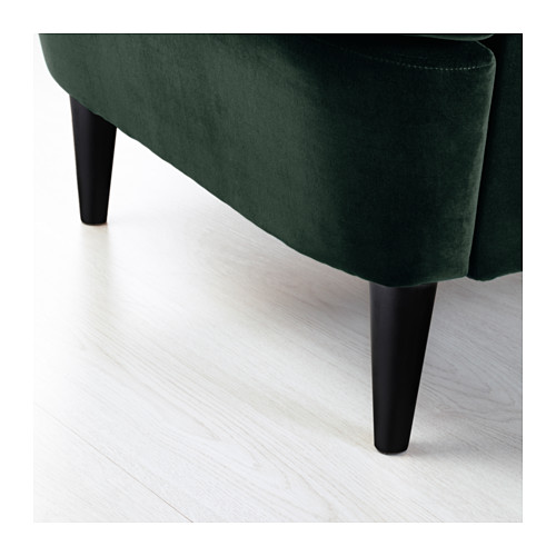 STRANDMON - wing chair, Djuparp dark green | IKEA Hong Kong and Macau - PE647263_S4