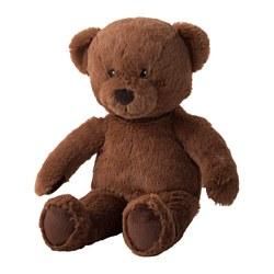 BRUNBJÖRN - 毛公仔, 熊 | IKEA 香港及澳門 - PE647283_S3