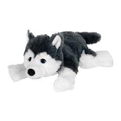 LIVLIG - soft toy, dog/siberian husky | IKEA Hong Kong and Macau - PE647295_S3