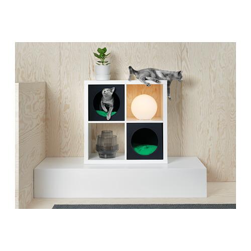 LURVIG - 貓屋, 黑色 | IKEA 香港及澳門 - PH147900_S4