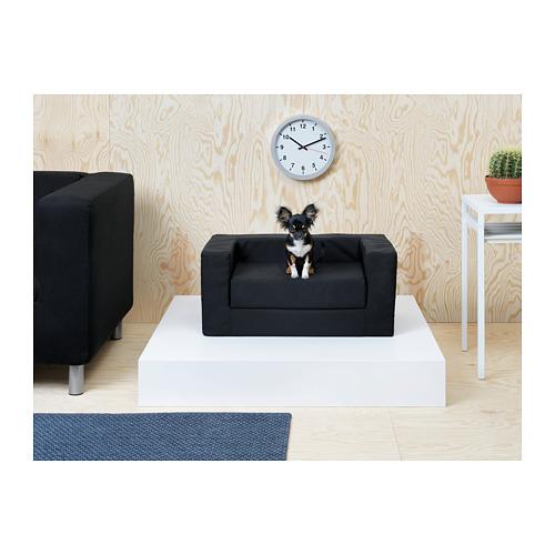 LURVIG - 貓/狗床, 黑色   IKEA 香港及澳門 - PH147911_S4
