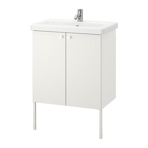 TVÄLLEN/ENHET - 雙門洗手盆櫃, 白色/PILKÅN水龍頭   IKEA 香港及澳門 - PE777071_S4