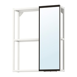 ENHET - 浴室鏡櫃, 白色 | IKEA 香港及澳門 - PE777155_S3