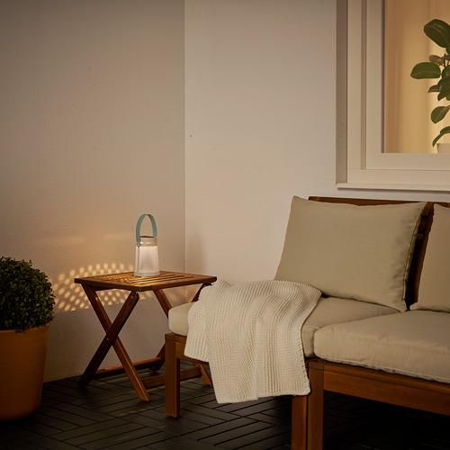 SOLVINDEN - 太陽能LED座檯燈, 圓錐形 白色 | IKEA 香港及澳門 - PE791098_S4