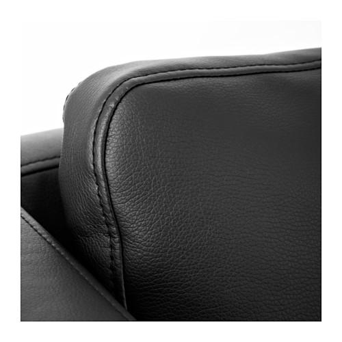 EKERÖ - armchair, Kimstad black | IKEA Hong Kong and Macau - PE585572_S4