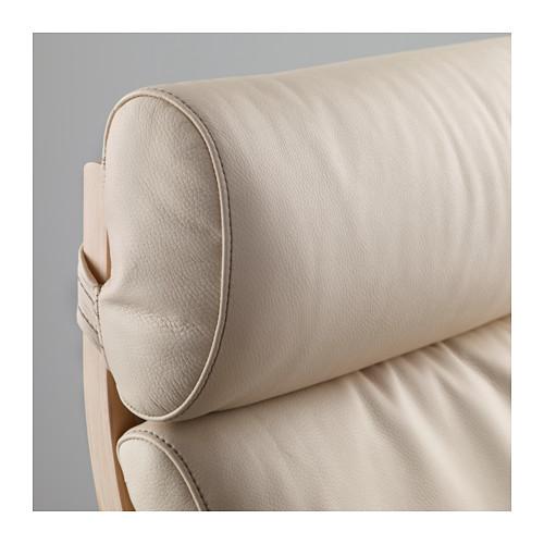 POÄNG - armchair, birch veneer/Glose eggshell | IKEA Hong Kong and Macau - PE585629_S4